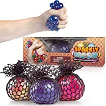 slime stress ball with net