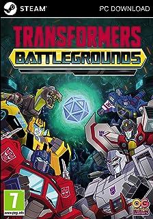 Transformers Battlegrounds PC CD