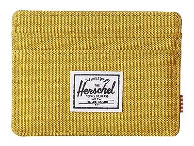 Herschel Supply Co. Charlie RFID (Arrowwood Crosshatch) Wallet Handbags