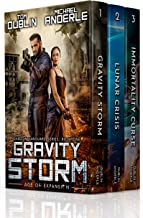 Shadow Vanguard Boxed Set: Age of Expansion - A Kurtherian Gambit Series: Gravity Storm, Lunar Crisis, Immortality Curse (English Edition)