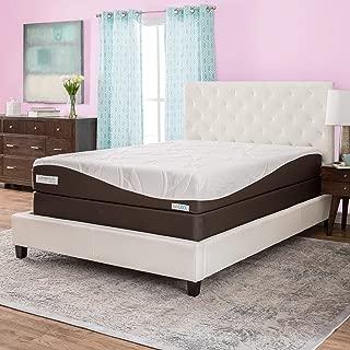 Simmons Beautyrest ComforPedic from Beautyrest 10-inch Twin-Size Memory Foam Mattress Set