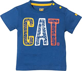 Caterpillar Infant Busy Letters T-Shirt