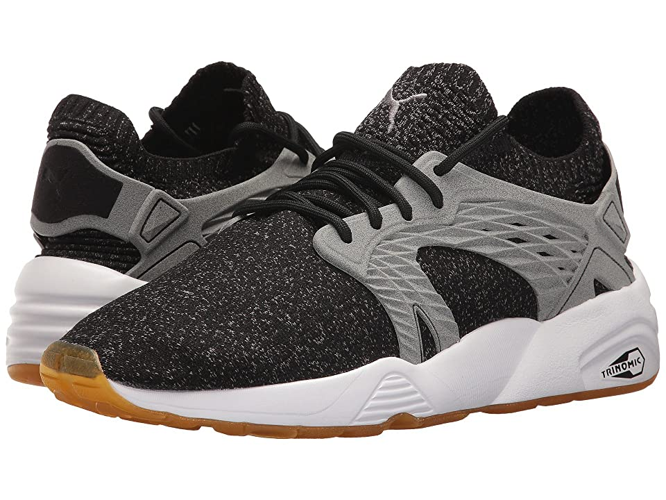 PUMA Blaze Cage Solar FM (Puma Black/Steel Gray/Puma White) Men