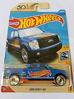 Hot Wheels 2018 Hw 50th Race Team 4/10 - 2009 Ford F-150