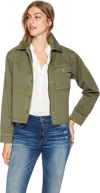 Hudson Jeans Women's Route Field Jacket