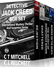 Detective Jack Creed Box Set: Books 1-4 (Detective Jack Creed Murder Mystery Books Book 4)