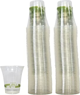 World Centric - Compostable Cold Cups, 12 Ounce - 100 Count