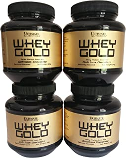 Ultimate Nutrition Whey Gold Protein Chocolate 4 Serving Sample Pack