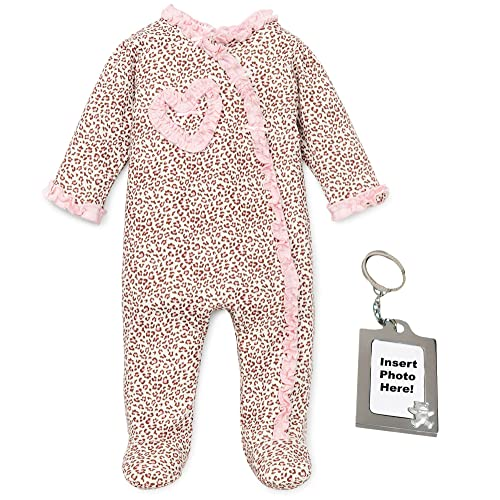 b20687b40775 Little Me Neutral Baby Clothes for Preemie Newborn Boys Or Girls One Piece  Footie Footed Sleeper
