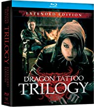 Dragon Tattoo Trilogy: Extended Edition [Blu-ray]