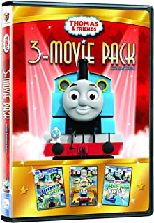 Thomas & Friends Blue Mountain Mystery / Day of the Diesels / Misty Island Rescue