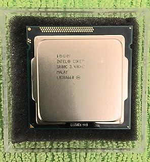 معالج انتل كور i7-2600K SR00C وحدة معالجة مركزية للحاسوب المكتبي LGA1155 8 ميجا بايت، 3.40 جيجاهيرتز 5GT/s