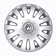Genuine VW Hubcap Jetta 2005-2010 14-spoke Cover fits 16-inch Wheel