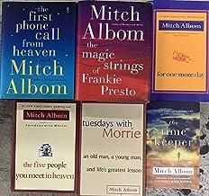 Mitch Albom Novel Collection 6 Book Set