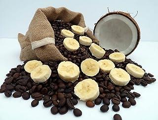 Coco y plátano con sabor a café 1 kg