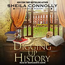 Digging Up History: Museum Mystery Series, Book 8