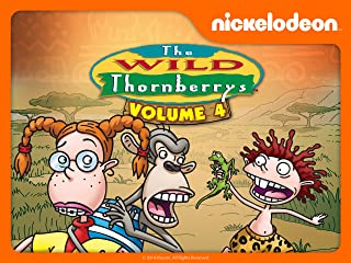 The Wild Thornberrys Volume 4