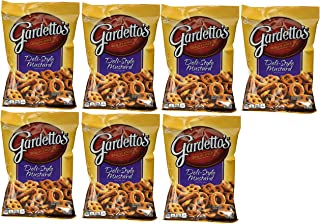 Gardetto's Deli Style Mustard Pretzel Snack Mix, 5.5oz each (7 Count)