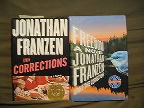 Jonathan Franzen 2 Book Set: The Corrections+Freedom