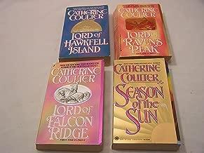 The Viking Novels Complete Set: Lord Hawkfell Island, Lord Raven's Peak, Lord Falcon Ridge, Seasons of the Sun