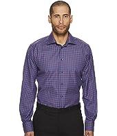 Eton - Contemporary Fit Plaid Shirt