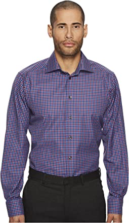 Contemporary Fit Plaid Shirt