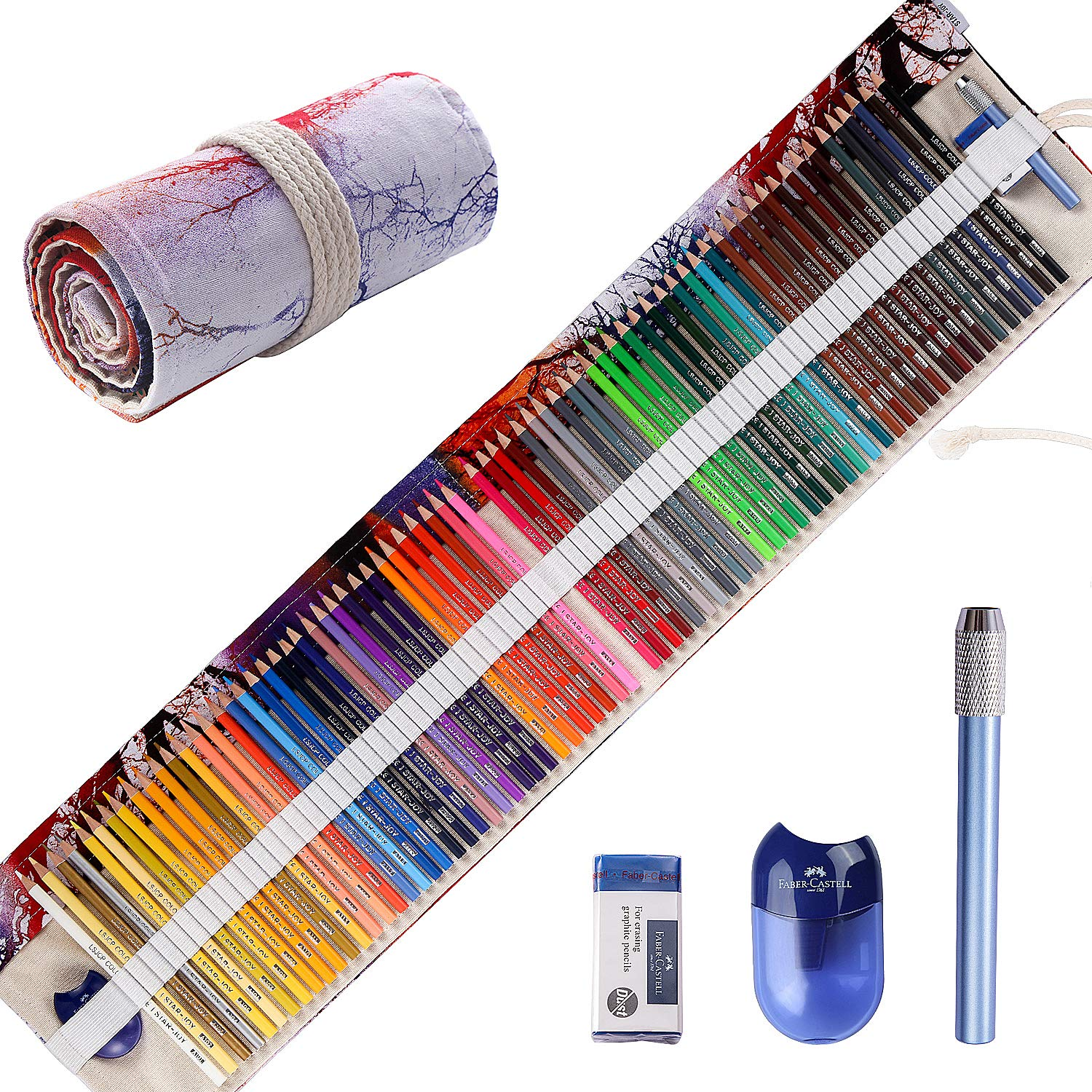 Coloring 72 Count Handmade Accessories Included