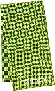COOL CORE(クールコア) KING KAZU 公認 SUPER COOLING TOWEL グリーン GN