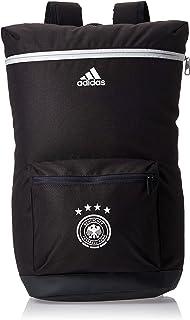 adidas Unisex Germany Football Backpack, Carbon/White