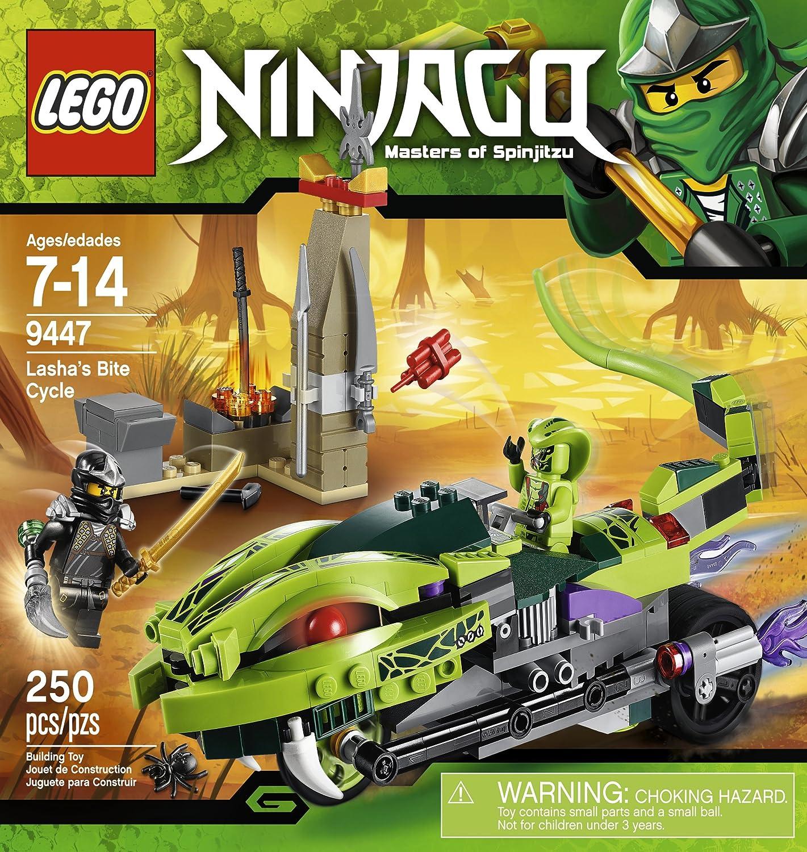 LEGO Ninjago 9447 Lasha's Bite Cycle B007Q0OMU6  Smart     | Zürich