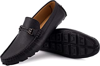 Mio Marino Mens Loafers - Dress Casual Loafers for Men - Slip-on Driving Shoes - in Gift Shoe Bag