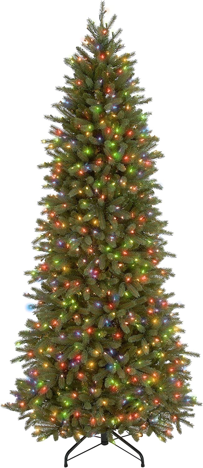 National Tree 6.5 Foot Jersey Slim Fraser Fir Max 51% OFF ft Max 89% OFF Pencil