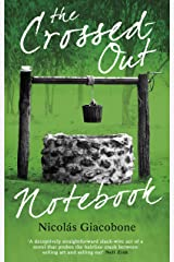 The Crossed Out Notebook Kindle Edition