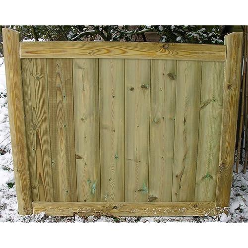 Wooden Garden Gates Amazon Co Uk