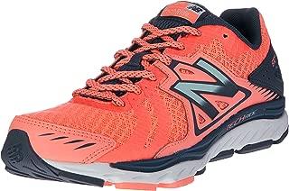 New Balance Women's 670v5 Running Shoes, Fiji