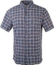 Tommy Bahama Tulum Tiles Silk Camp Shirt