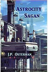 Astrocity Sagan (The Nelta Series Book 3) Kindle Edition