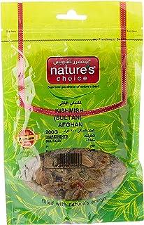 Natures Choice Kishmish Sultan Afghan - 200 gm