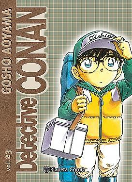 Detective Conan nº 23 (Manga Shonen) (Spanish Edition)