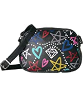Circus by Sam Edelman - Jamie Graffiti Camera Crossbody