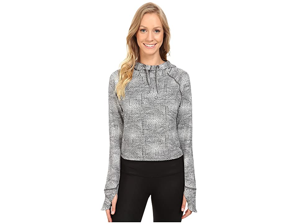 The North Face Motivation Hoodie (Asphalt Grey Jacquard (Prior Season)) Women
