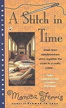 A Stitch in Time (A Needlecraft Mystery Book 3)