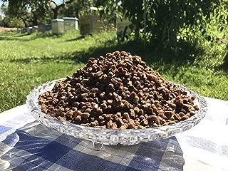 Fresh Organic Bee Bread, Naturally Fermented Pollen, Perga, 250g.