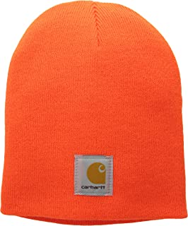 629e9a35b86 Amazon.com  Carhartt - Skullies   Beanies   Hats   Caps  Clothing ...