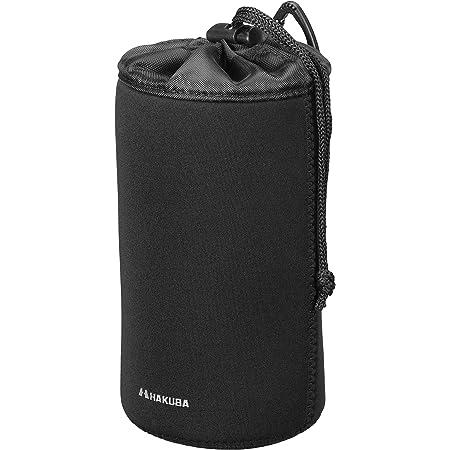 HAKUBA 交換レンズケース スリムフィット02 レンズポーチ 90-170 ブラック KLP-S02-9017