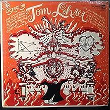 Best songs by tom lehrer vinyl Reviews