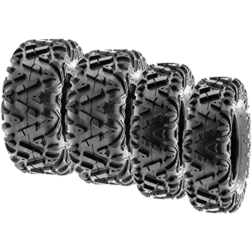 25x8x12 25x10x12 ATV Tires: Amazon com