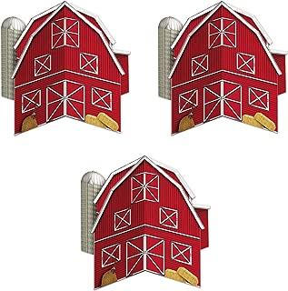 barn centerpieces