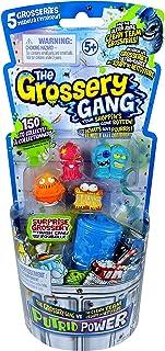 Grossery Gang 5 Pack Series 3 Putrid Power