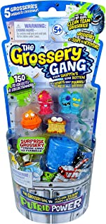 Grossery Gang 5 Pack Series 3 Putrid Power